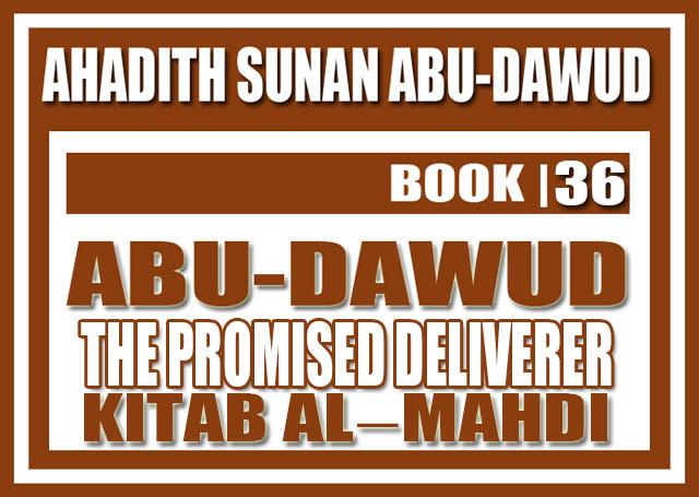 Sunan Abu-Dawud - Book 36